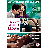 Crazy Stupid Love DVD