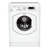 Hotpoint Aquarius Washer Dryer, WDD 750P, 7kg Load, Washer Dryer - White