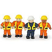 John Crane Tidlo Builders