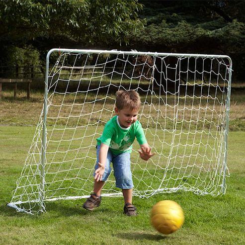 TP22 6' x 4' Football Goal Posts