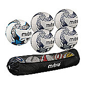 Mitre Match Training Football pack Size 5