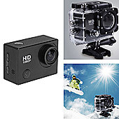 Navitech Sports Cam HD Action Camera 1080p with 1.5 Screen and Waterproof Case (30m)