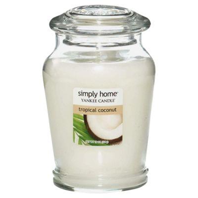 Yankee Candle Medium Tropical Coconut