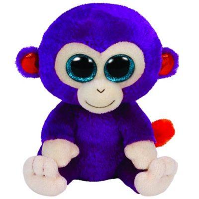 TY Beanie Boo Plush - Grapes the Monkey 15cm