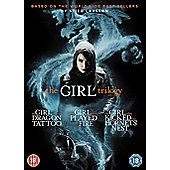 THE GIRL TRILOGY 3disc DVD