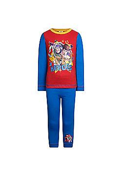Disney Toy Story Toddler Boys Pyjamas - Red