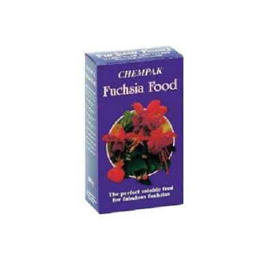 Chempak Fushia Food - High Energy Feed For Fabulous Fushias - 800g