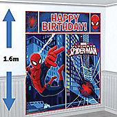 Spider-Man Scene Setter - 1.6m