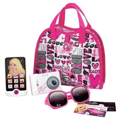 Barbie My Fab Purse Set