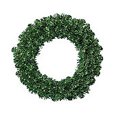 Green Christmas Door Imperial Wreath - 60cm Diameter