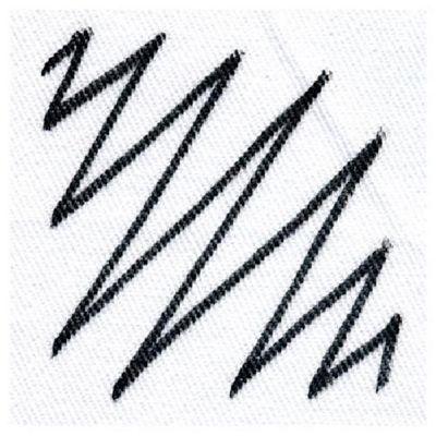 Dylon Fabric Pens - Black 11