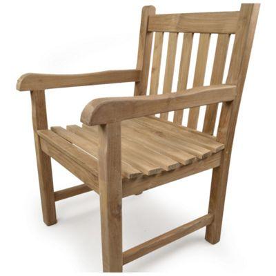 BrackenStyle Warwick Teak Arm Chair