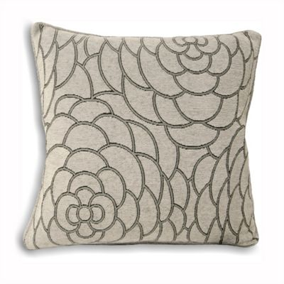 Riva Home Tulisa Grey Cushion Cover - 45x45cm