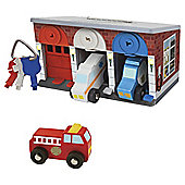 Melissa & Doug Lock & Roll Rescue Garage