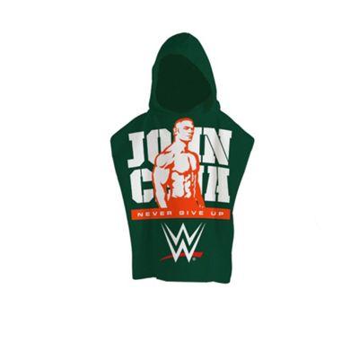 WWE John Cena 100% Cotton Poncho