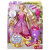 Barbie Twist N Style Princess Doll