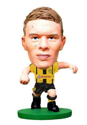 Soccerstarz - Borussia Dortmund Matthias Ginter - Home Kit (2017 Version)