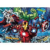Avengers 3D Puzzle - 104pc