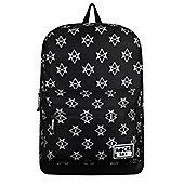 RockSax Hex Black Backpack 32x42x11cm