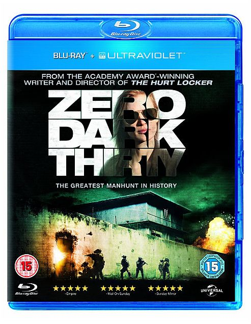 Zero Dark Thirty (Blu-ray)