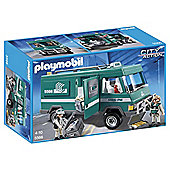 Playmobil 5566 City Action Money Transport Vehicle