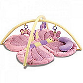 Little Bird Told Me Billowy Butterfly Playmat & Gym