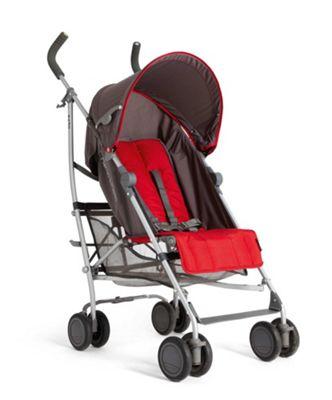 Mamas & Papas - Kato Buggy - Red & Taupe