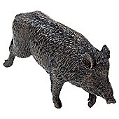 Realistic Wild Boar Figurine Toy by Animal Planet