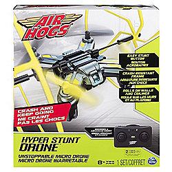 Air Hogs Hyper Stunt Drone - Yellow