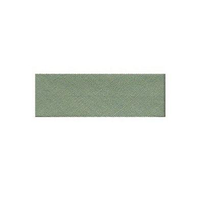 Essential Trimmings Polycotton Bias Binding, 2.5m x 12mm, Sage