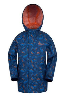Mountain Warehouse Verve Printed Kids Jacket ( Size: 5-6 yrs )