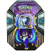 "Pokemon ""Legends of Alola GX Tin"" Card Game - Lunala Tin"