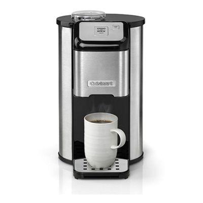Cuisinart DGB1U Grind & Brew Coffee Machine, 450ml Capacity in Stainless Steel