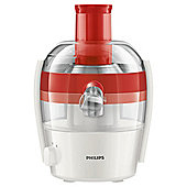 Philips HR1832/41 Viva Juicer red