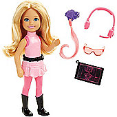 Barbie Spy Squad Chelsea & Accessory - Barbie Spy Squad Junior Doll Pink