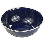 Regatta 550ml Enamel Bowl - Blue