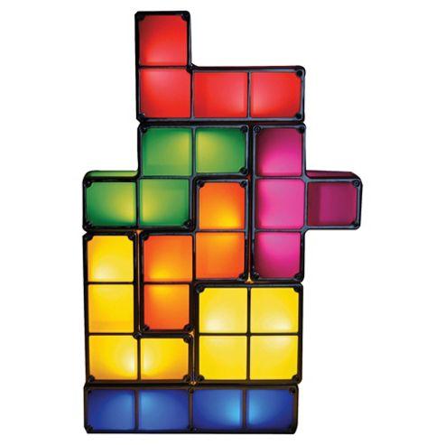 Tetris Tetrimino Light Multi Coloured