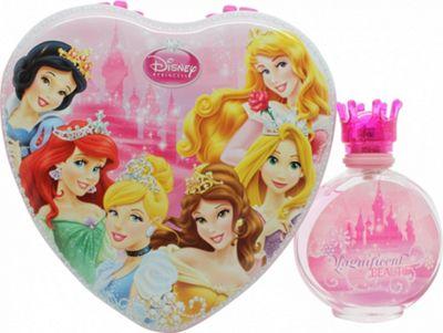 Disney Princess Ladies Gift Set 100ml EDT + Lunch Box For Women