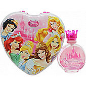 Disney Princess Ladies Gift Set 100ml EDT + Lunch Box For Women