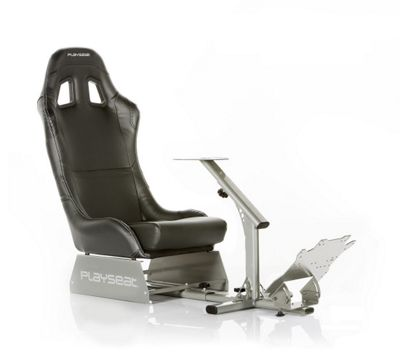 Playseat Evolution Black Gaming Chair for Steering Wheels