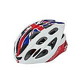 Planet X Union Jack GB Road Helmet 58-62cm