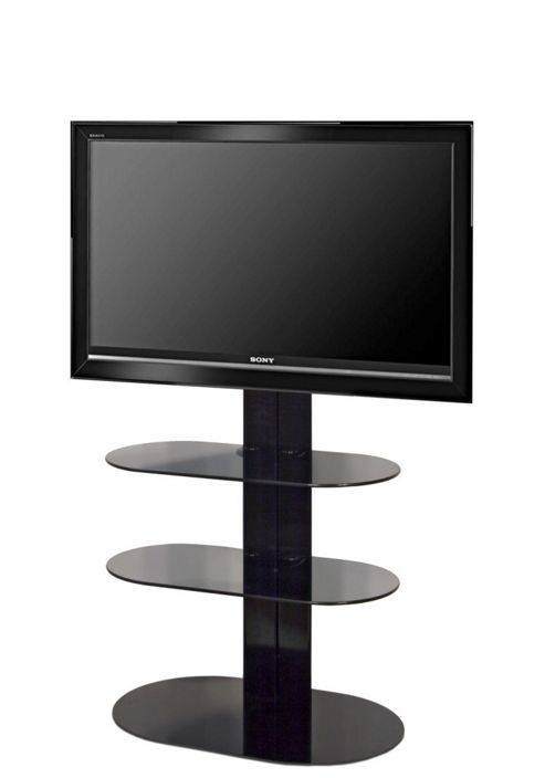 OMB Totem 1500 TV Stand - Black
