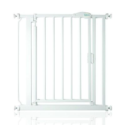 Buy Safetots Self Closing Gate White Extra Narrow 61cm