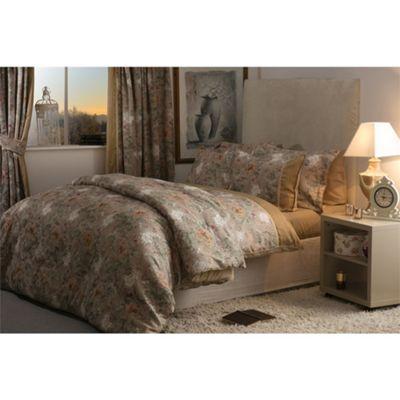 Belledorm Isabelle Brown Comforter - Single