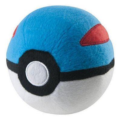 Pokemon Plush - Great Ball