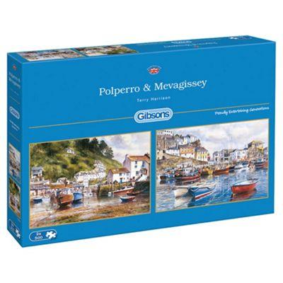Mevag  Polp 2x500 pc puzzles