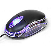 Dynamode 3 Button USB Optical Mouse with Scroll Wheel