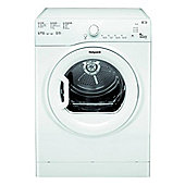 Hotpoint TVFS83CGP9 Vented Tumble Dryer with 8kg Load and C Energy Rating in White