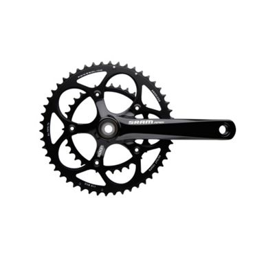 SRAM Apex Chainset Mirror Black 175mm 50-34T w GXP Cups