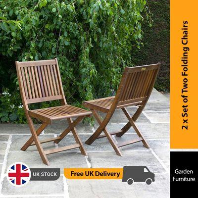 BillyOh Hampton Folding Chair - 4 x Folding Chair